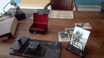 Schindler's desk, Krakow