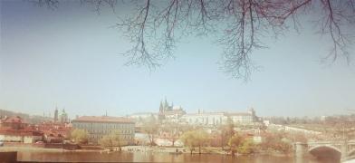 solo travel to Prague