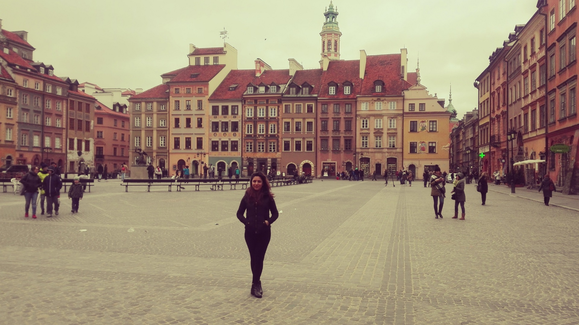 Solo Travel in Warsaw